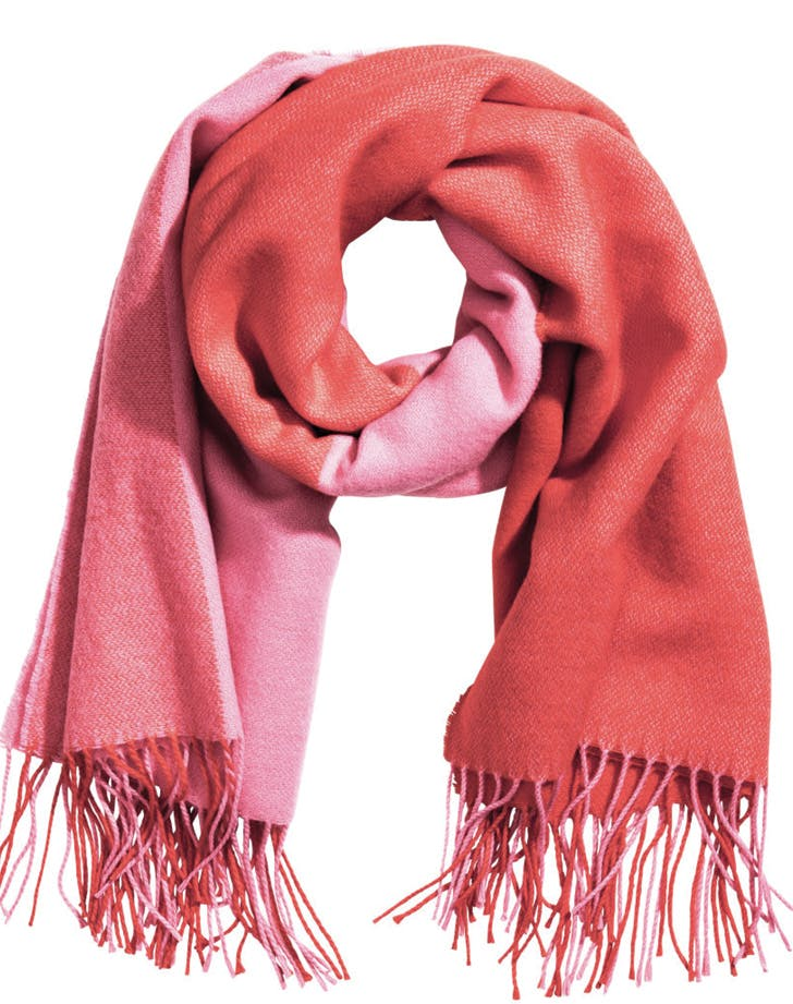 blanket scarf hm