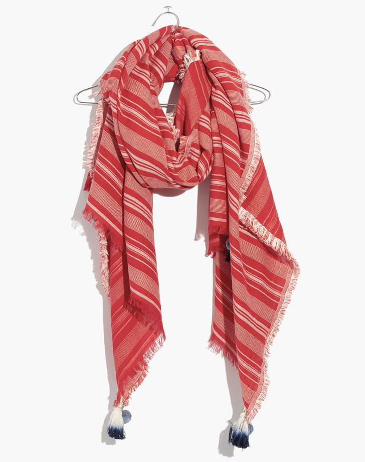 blanket scarf madewell