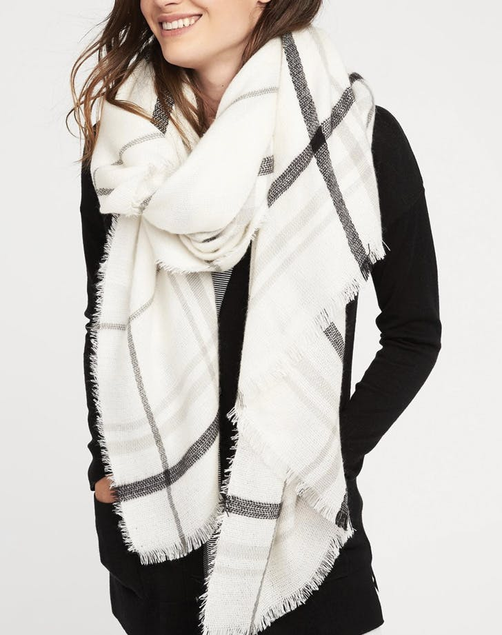blanket scarf oldnavy