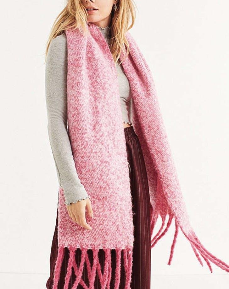 blanket scarf uo