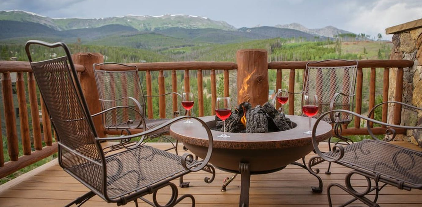 breckenridge colorado ski rental airbnb