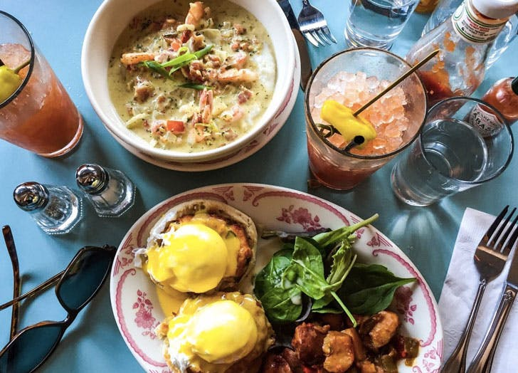 brooklyn brunch bushwick sally roots LIST
