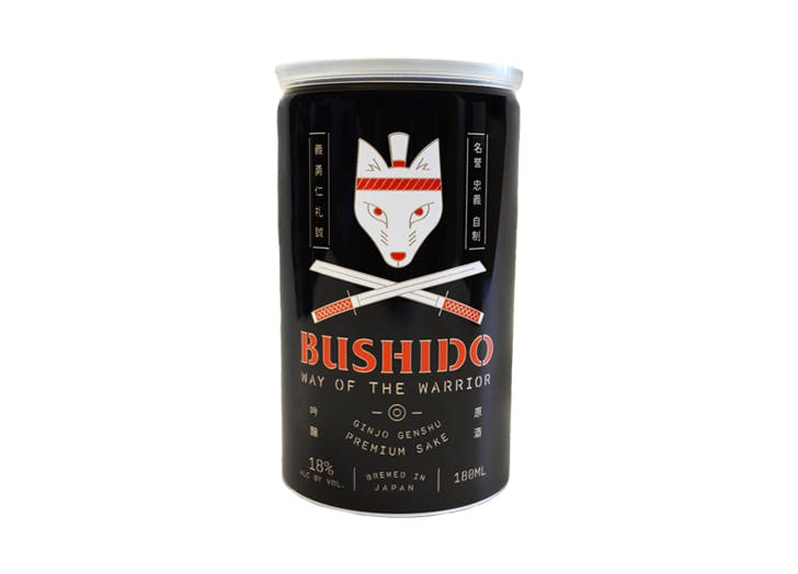bushido can