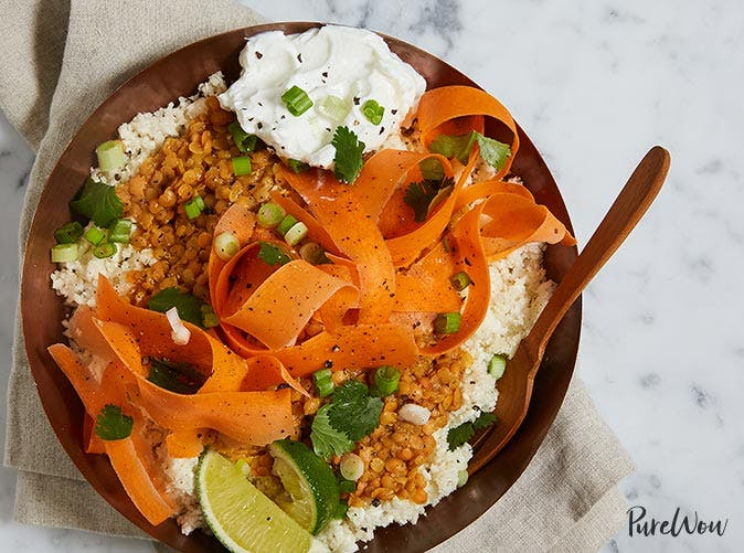 cauliflower rice bowl 5011