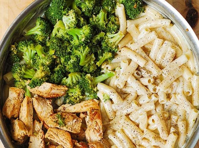 chicken broccoli 501