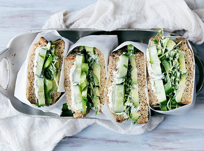 10 Clean-Eating Sandwich Recipes That Are Actually Filling