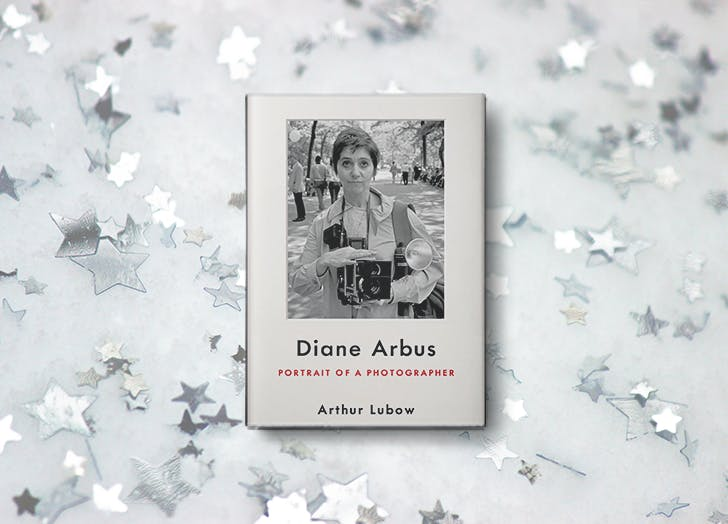 coffee table books diane arbus