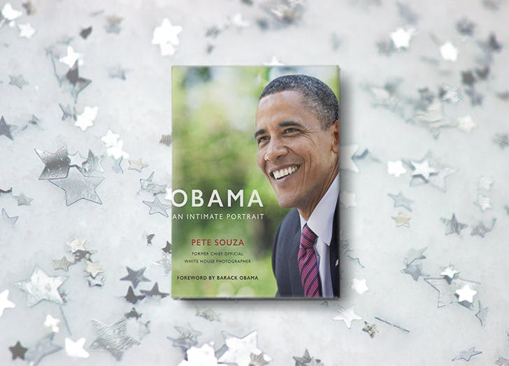 coffee table books obama