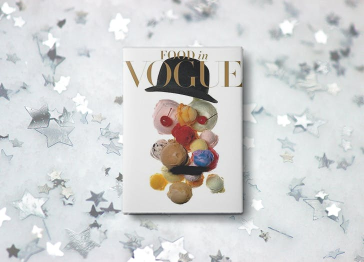 coffee table books vogue