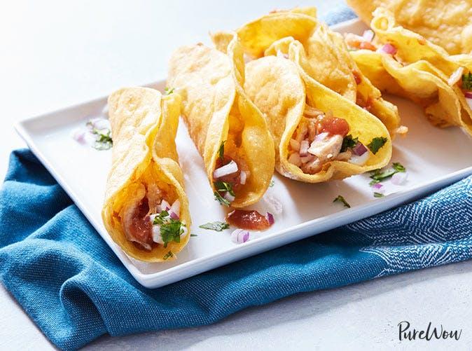 crispy chicken tacos 501