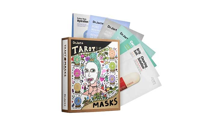 dr jart  tarot masks