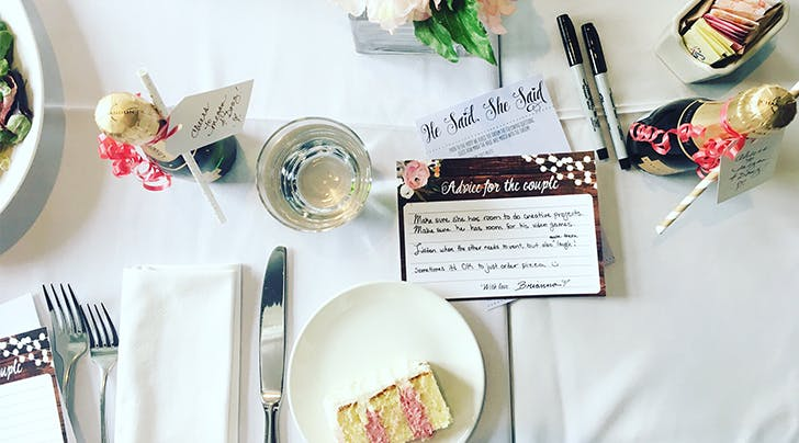 The One Thing Your Wedding Guests Definitely Do *Not* Care About