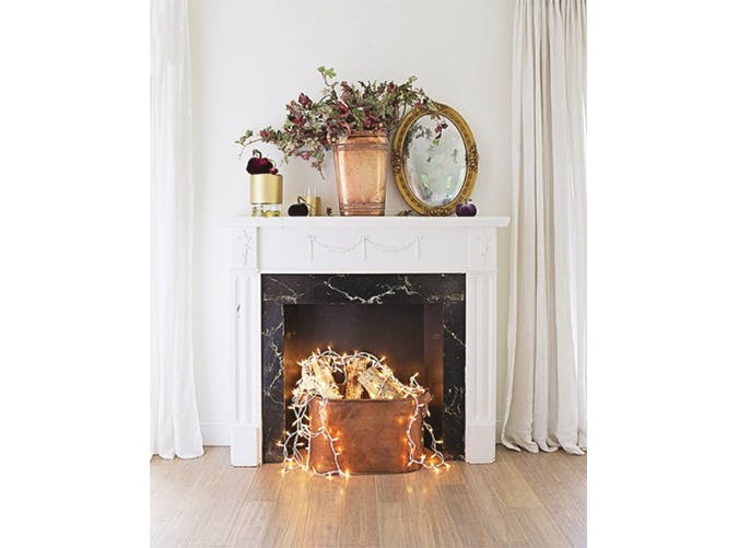 falldecor fairylogs
