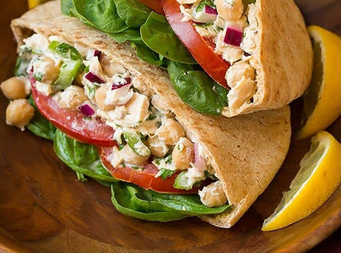 filling healthy sandwiches 2