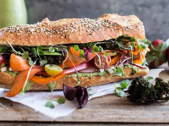 filling healthy sandwiches 3