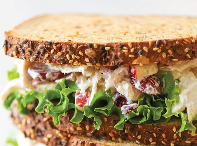 filling healthy sandwiches 5