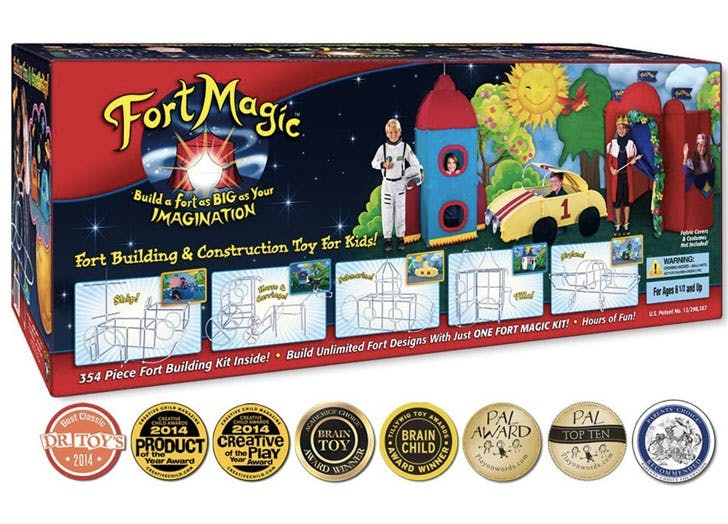 fort magic kit LIST