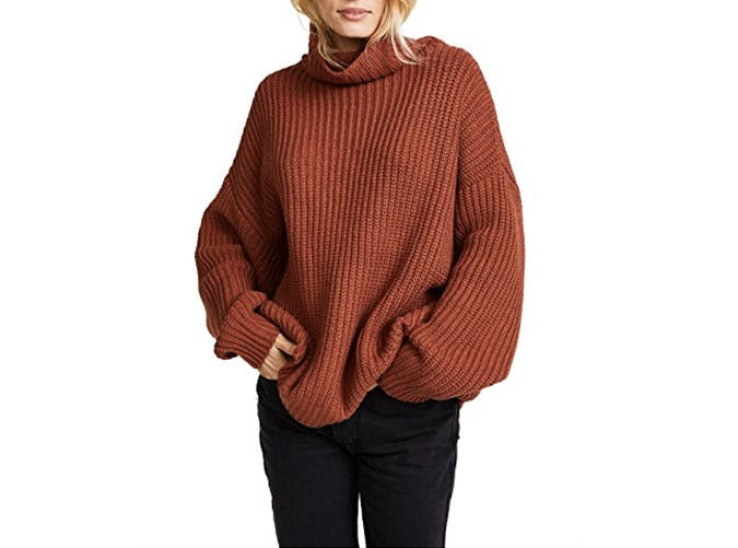 free people oversized sweater  35