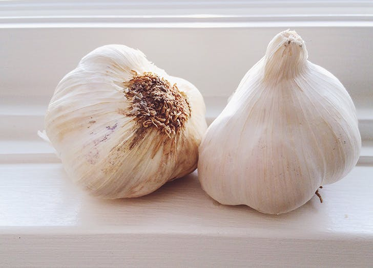garlic LIST