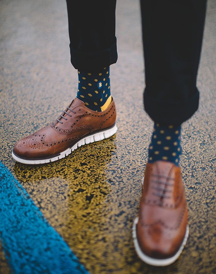 gifts that give back socks