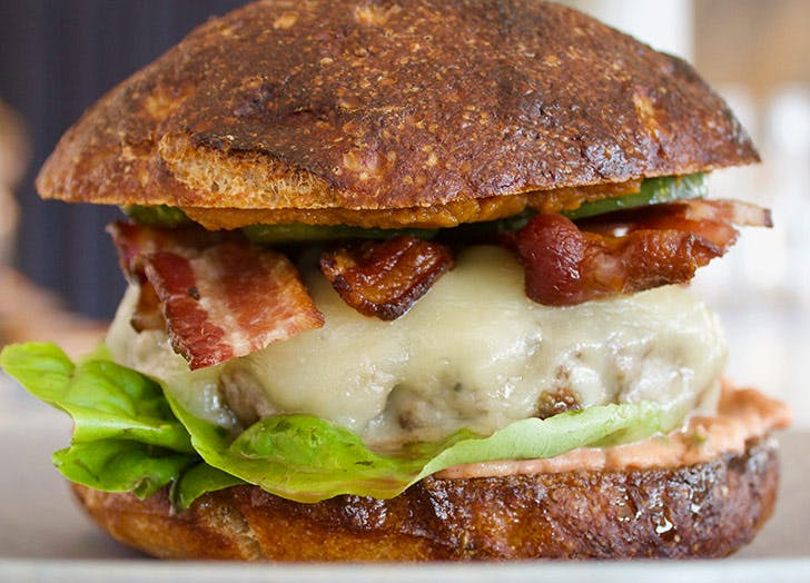 greenpoint brooklyn brunch burger LIST
