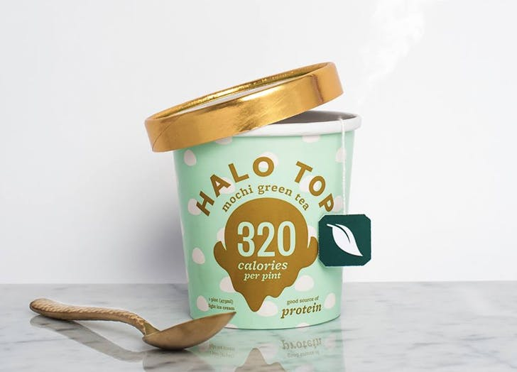 halo top aries LIST