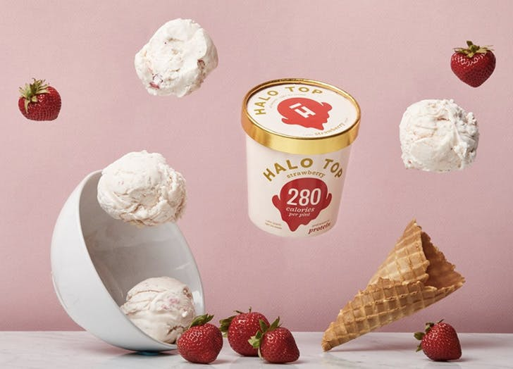 halo top capricorn LIST