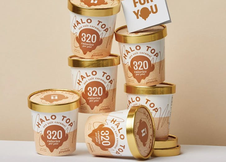 halo top gemini LIST