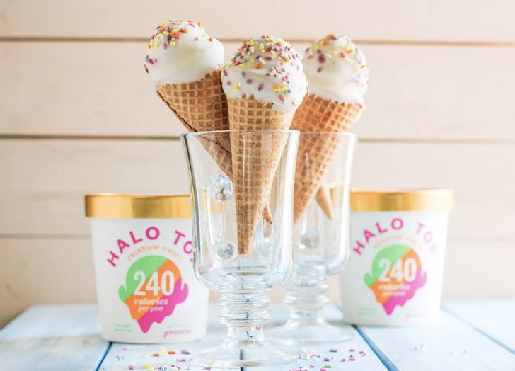 halo top leo LIST
