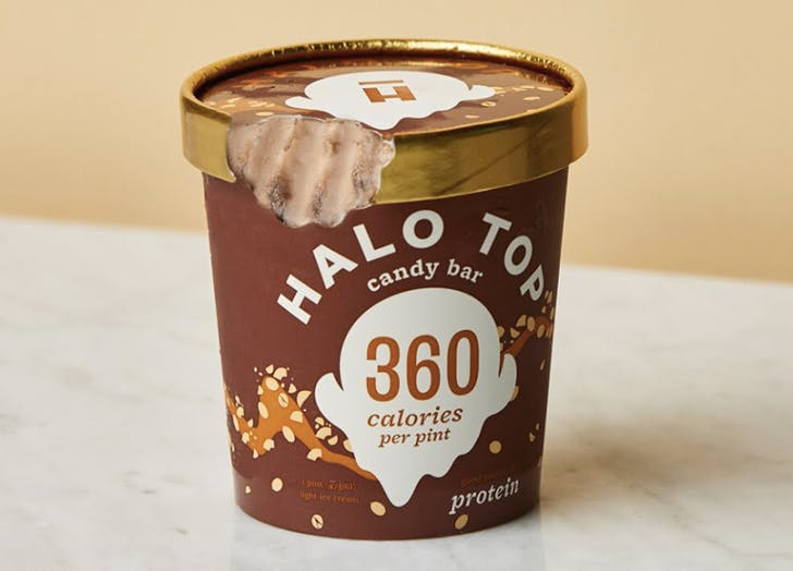 halo top libra LIST