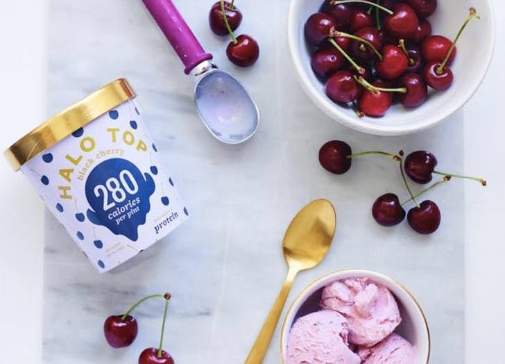 halo top scorpio LIST