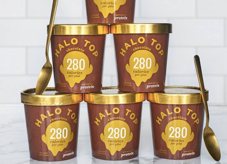 halo top taurus LIST