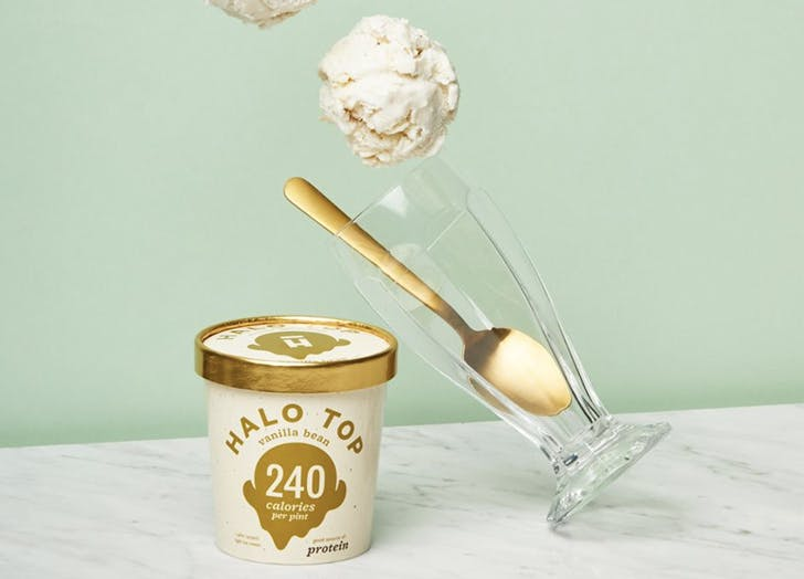 halo top virgo LIST