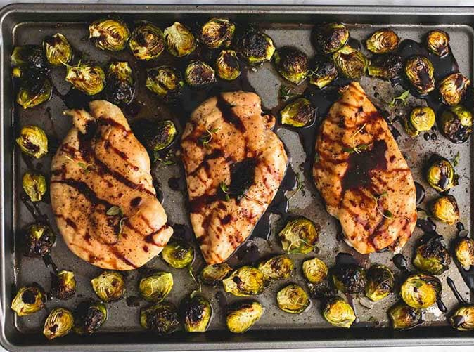 30 Chicken Dinners You Can Make in 30 Minutes or Less