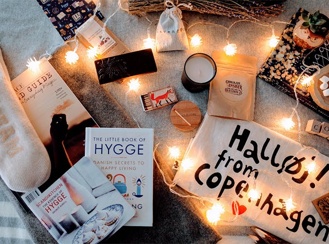 hygge subscription box holiday gift