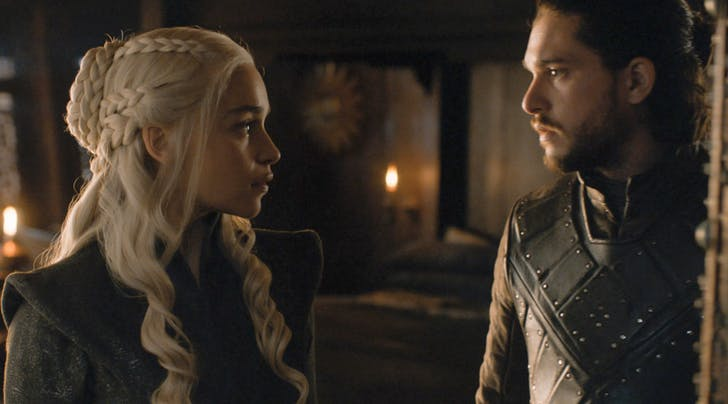 This Is How Kit Harington Hopes a Big 'GoT Revelation Goes Down and Were *So* Not on Board