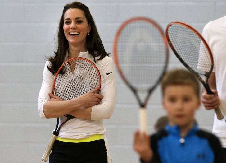 Its Official: Kate Middleton Is Going as a Tennis Fan for Halloween