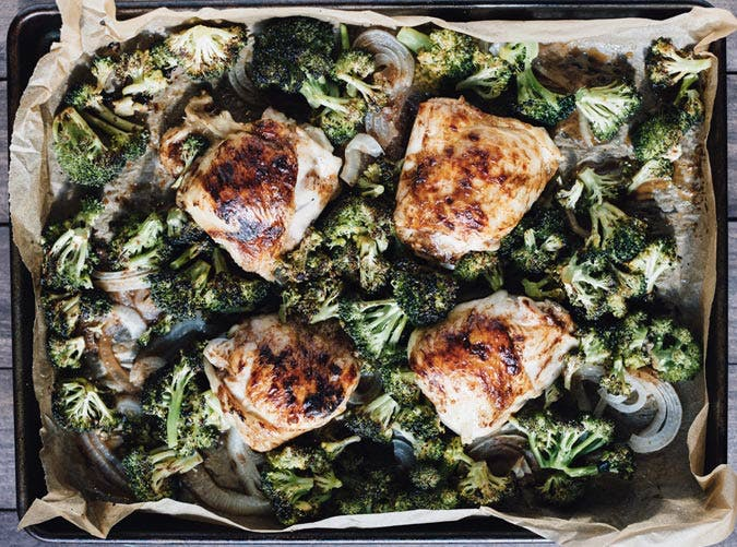 15 Ketogenic Sheet-Pan Recipes to Make Tonight