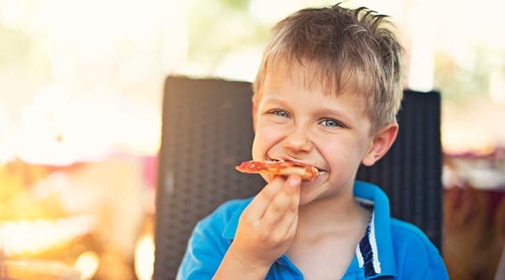 14 Restaurants Where Kids Eat for Free