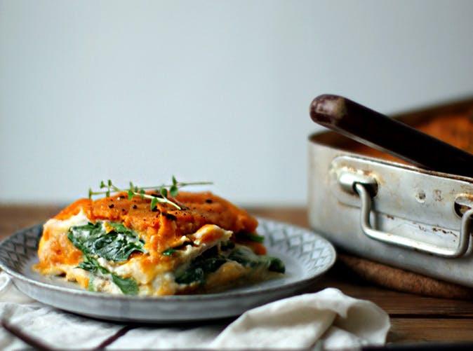 lasagna greens 501