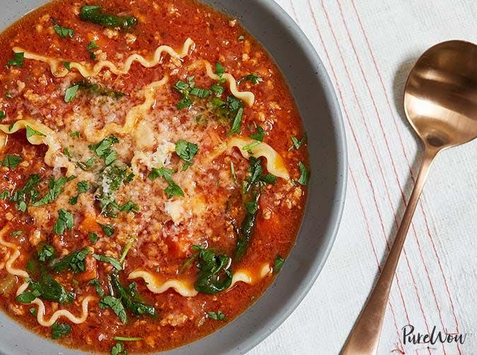 lasagna soup 501