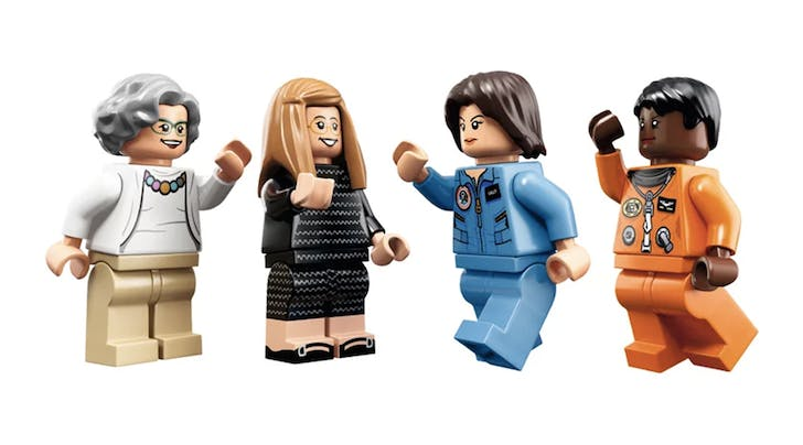 Who Run the World? Lego Is Making a Female Scientists Collection and We Need Them All