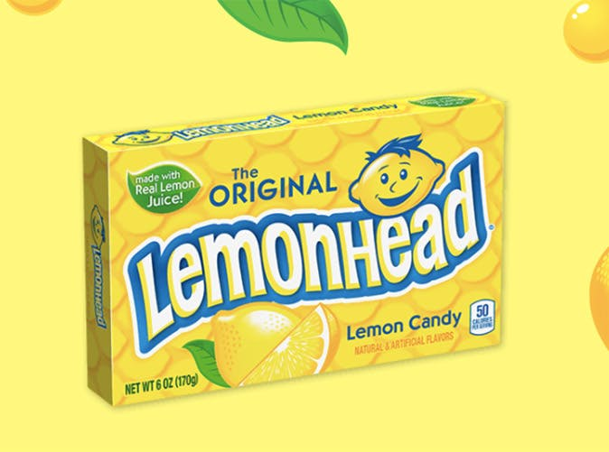 lemonhead original 501