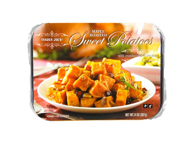 maple roasted sweet potatoes 501