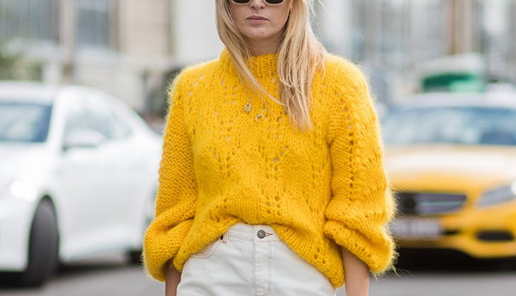 marigold color trend