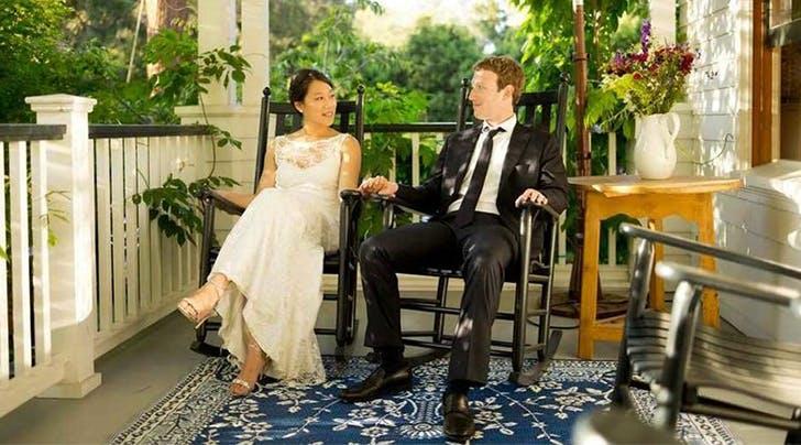 Swoon: Mark Zuckerberg Treats His Wife to a Honeymoon Every. Single. Year.