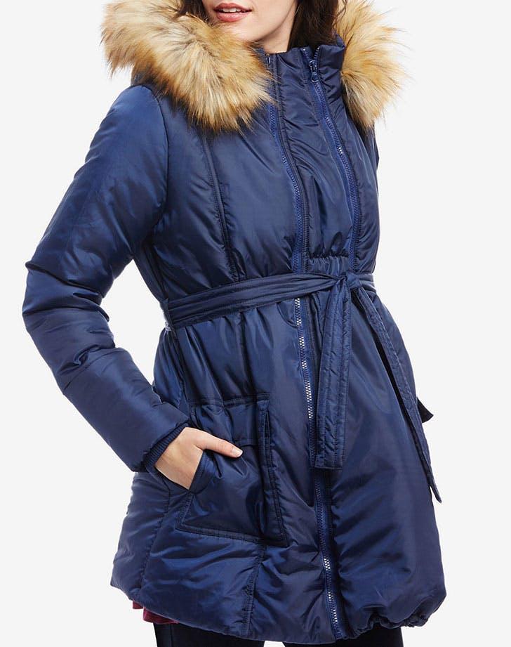 maternity coat macys