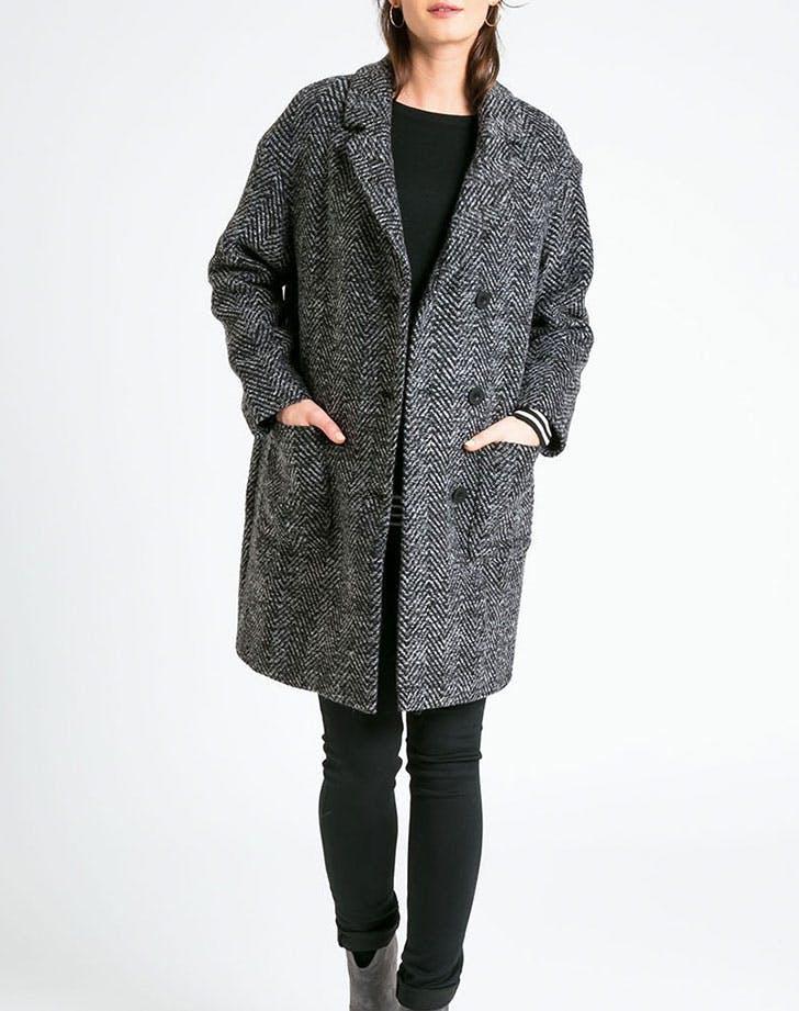 maternity coat maman