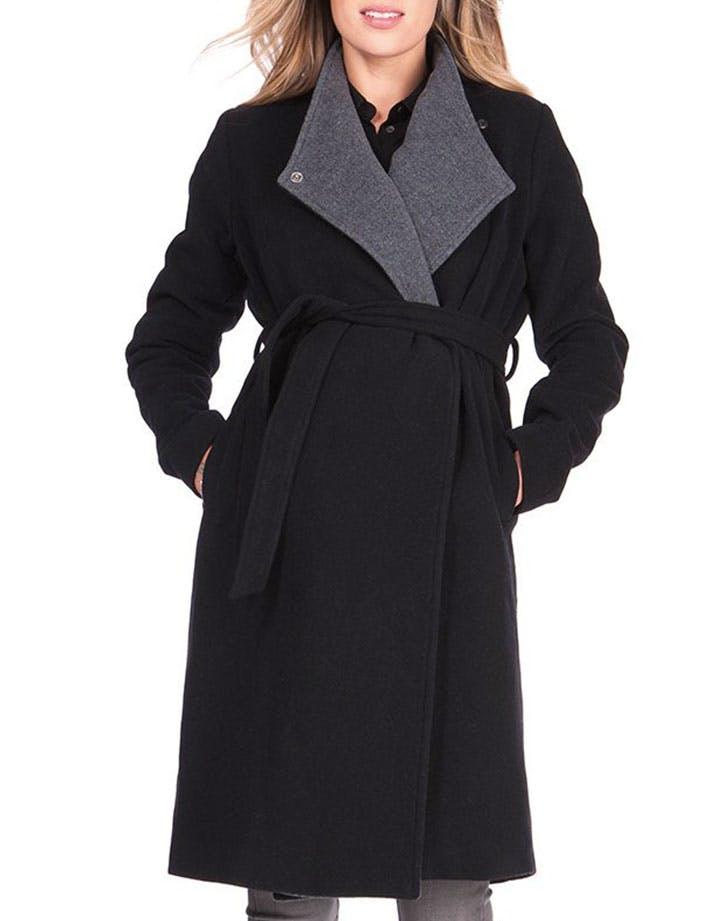 maternity coat seraphine