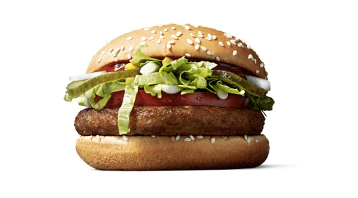 No Cheese, No Problem: McDonald's 'McVegan' Burger Will Keep You Full